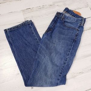 Levi's 514 Men's Straight Fit 34x34 jeans